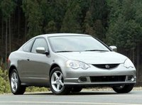 2003 Acura RSX Picture Gallery