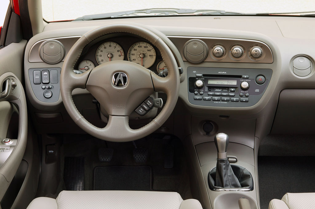 2005 Acura RSX Type-S picture, interior