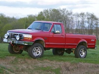 1992 Ford F-250 Overview