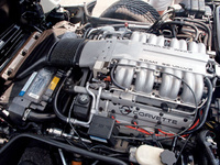 Picture of 1993 Chevrolet Corvette ZR1, engine