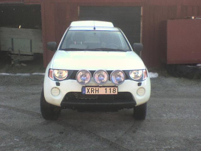 Picture of 2007 Mitsubishi L200, exterior