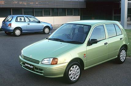 Toyota Starlet (1998)