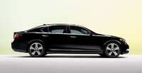2008 Lexus LS 460, side view, exterior, manufacturer