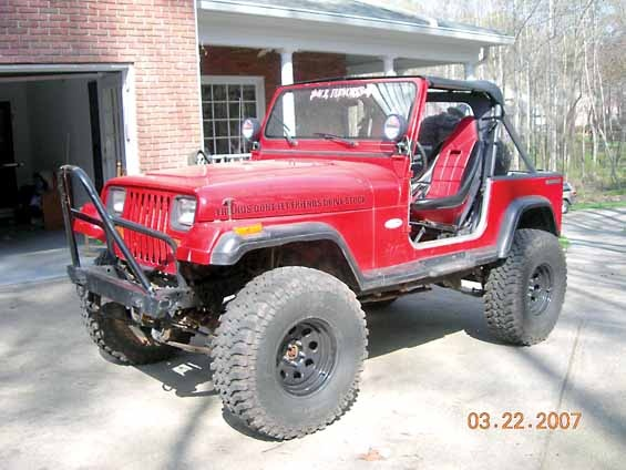 Picture of 1989 Jeep Wrangler, exterior, gallery_worthy