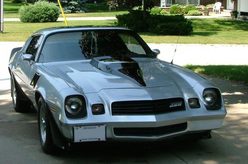 1980 Chevrolet Camaro, 1981 z28 350 4bbl 330hp , exterior