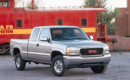 Picture of 1999 GMC Sierra 2500