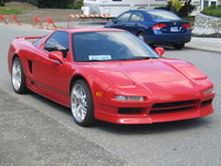 1991 Acura  on Picture Of 1996 Acura Nsx 2 Dr Std Coupe  Exterior