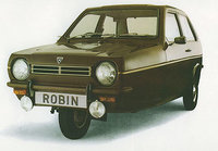 1979 Reliant Robin Overview