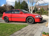 Picture of 1991 Honda Civic CRX CRX Si