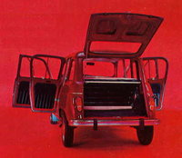 1977 Renault 4 Overview