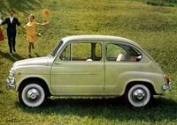 1974 FIAT 500 Overview