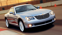 2008 Chrysler Crossfire Limited, side, manufacturer, exterior