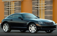 2008 Chrysler Crossfire, side, exterior