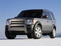 2008 Land Rover LR3 Picture Gallery