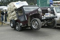 1957 Jeep CJ5 Overview