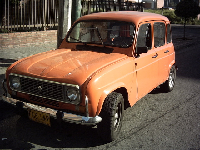Picture of 1979 Renault 4, exterior, gallery_worthy
