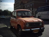 1979 Renault 4 Overview