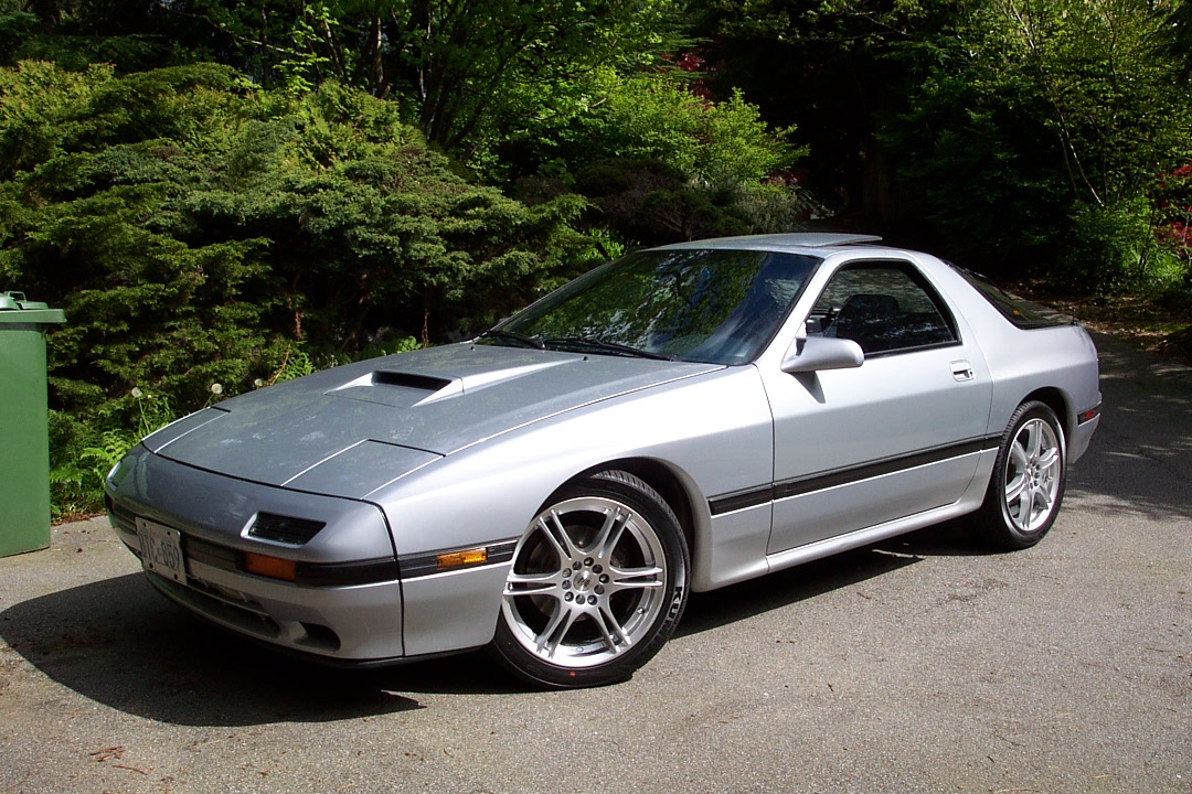 picture of 1987 mazda rx 7 exterior. Black Bedroom Furniture Sets. Home Design Ideas