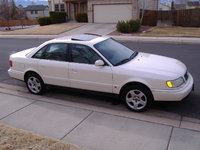 Picture of 1997 Audi A6 4 Dr 2.8 quattro AWD Sedan, exterior, gallery_worthy