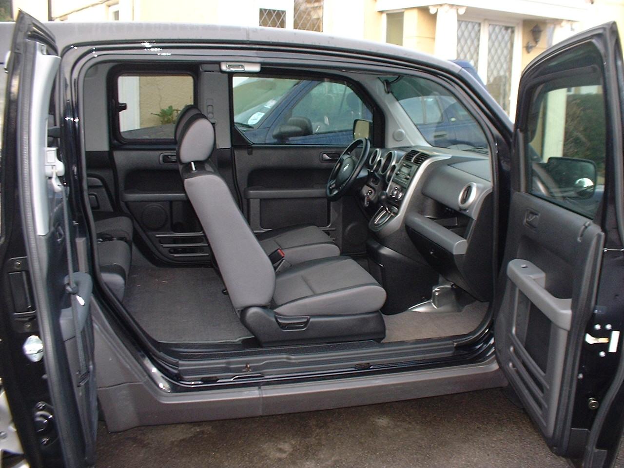 2003 Honda Element Interior Pictures Cargurus