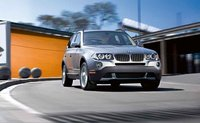 2008 BMW X3, front view, exterior, manufacturer