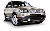 2008 BMW X3 Overview