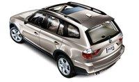 2008 BMW X3 3.0si, 2008 BMW X3, exterior, manufacturer