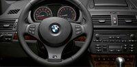 2008 BMW X3 3.0si, steering wheel, interior, manufacturer
