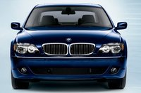 2008 BMW 7 Series, front view, exterior, manufacturer