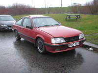 1985 Opel Monza Picture Gallery