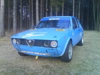 1978 Alfa Romeo Alfetta Overview