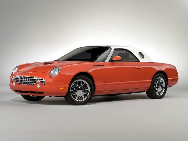 2005 ford thunderbird user reviews cargurus. Black Bedroom Furniture Sets. Home Design Ideas