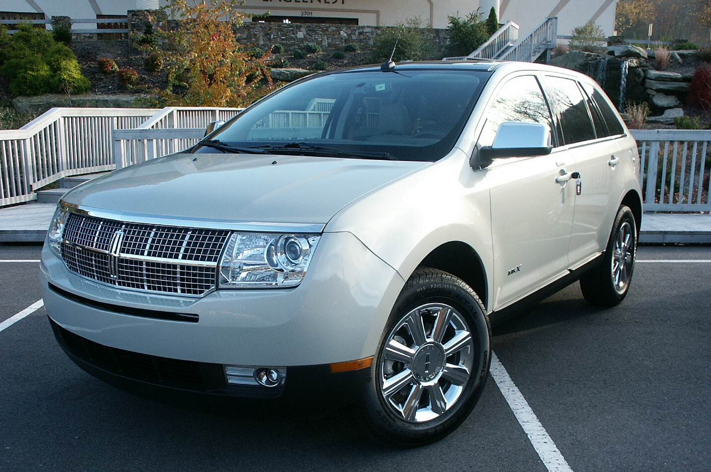 2008 Lincoln Mkx Pictures Cargurus