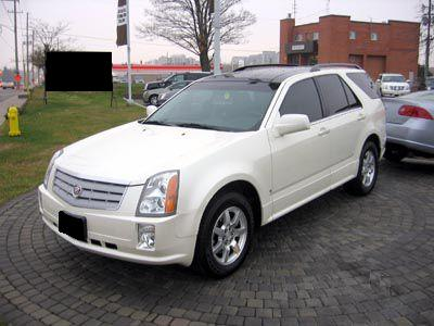 Picture of 2008 Cadillac SRX V8