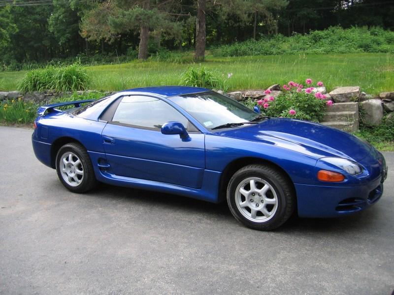 1994 Mitsubishi 3000gt Pictures Cargurus