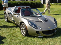 2006 Lotus Elise Overview