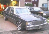 1982 Buick Regal 4-Door Sedan, 1982 Buick Regal sedan