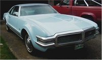 1965 Oldsmobile Toronado Overview