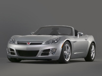 2007 Saturn Sky Overview