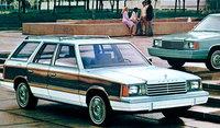 1982 Dodge Aries Overview