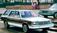 1982 Dodge Aries Overview