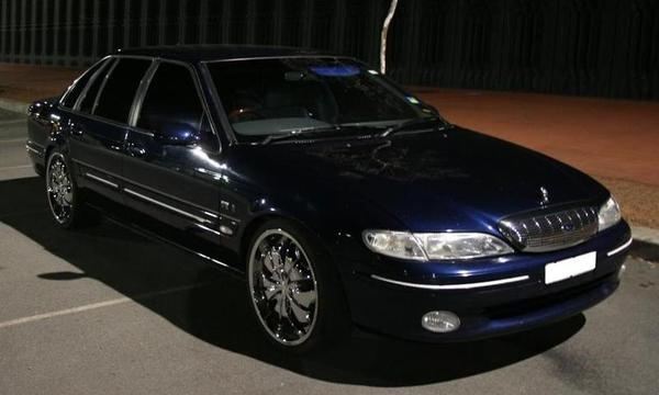 Picture of 1997 Ford Fairlane, exterior, gallery_worthy