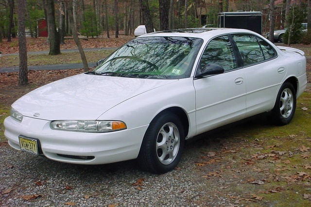 Picture of 1998 Oldsmobile Intrigue 4 Dr GLS Sedan, exterior