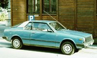 1981 Nissan Cherry Overview