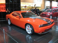 Picture of 2008 Dodge Challenger SRT8 RWD, exterior, gallery_worthy