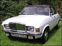 1968 Vanden Plas Princess Overview