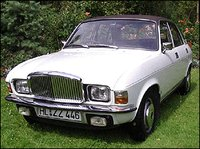 1968 Vanden Plas Princess Overview