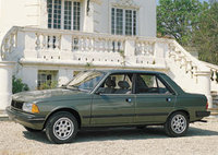 1986 Peugeot 305 Overview