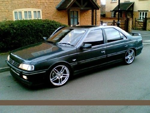 Picture of 1994 Peugeot 405, exterior