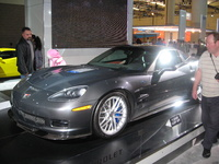 2009 Chevrolet Corvette ZR1 1ZR, Picture of 2009 Chevrolet Corvette ZR1, exterior